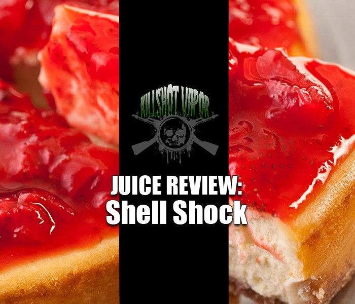 eJuice Review: Shell Shock by Killshot Vapour