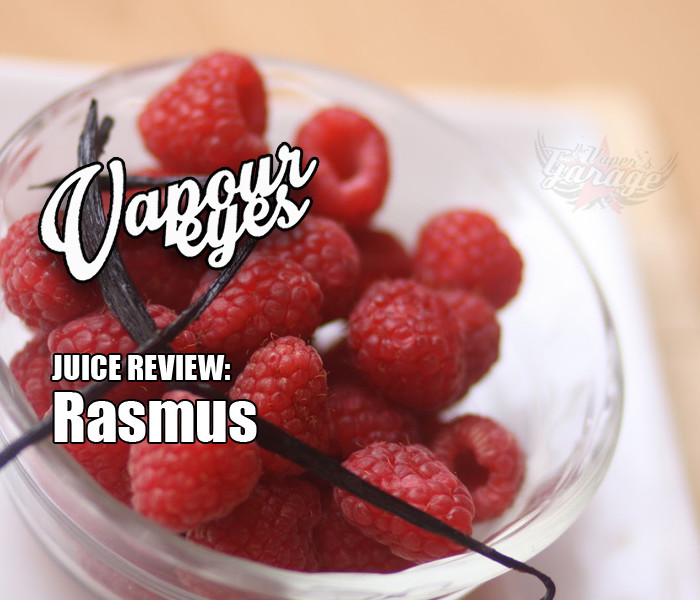 Juice Review: Rasmus by Vapour Eyes