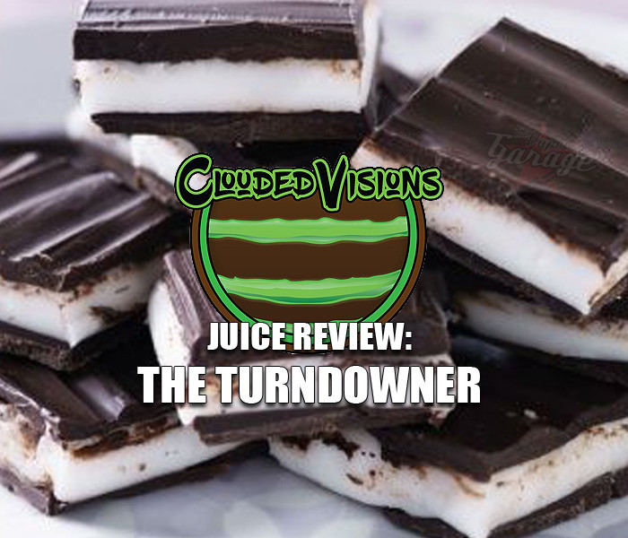 eJuice Review: The Turndowner by Clouded Visions