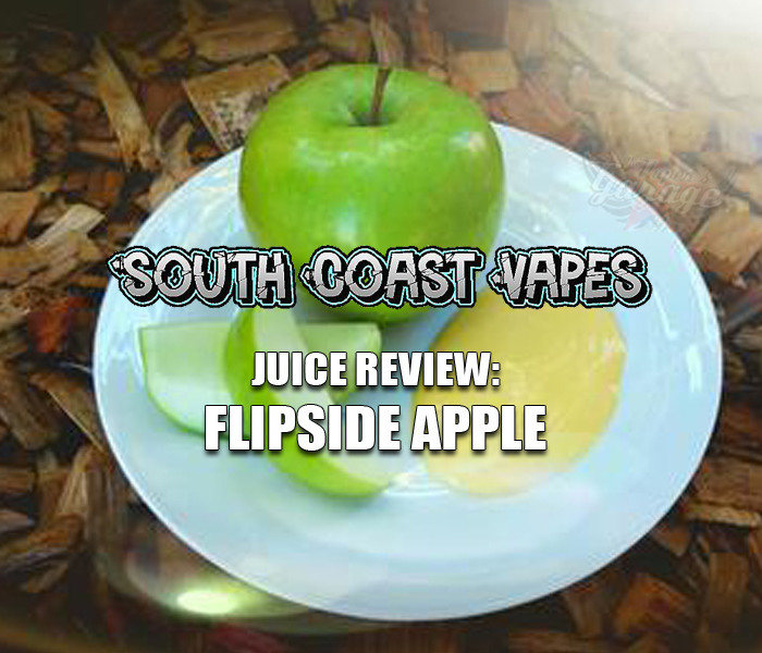 eJuice Review: Flipside Apple by South Coast Vapes