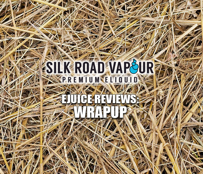 Silk Road Vapour eJuice Review Wrapup