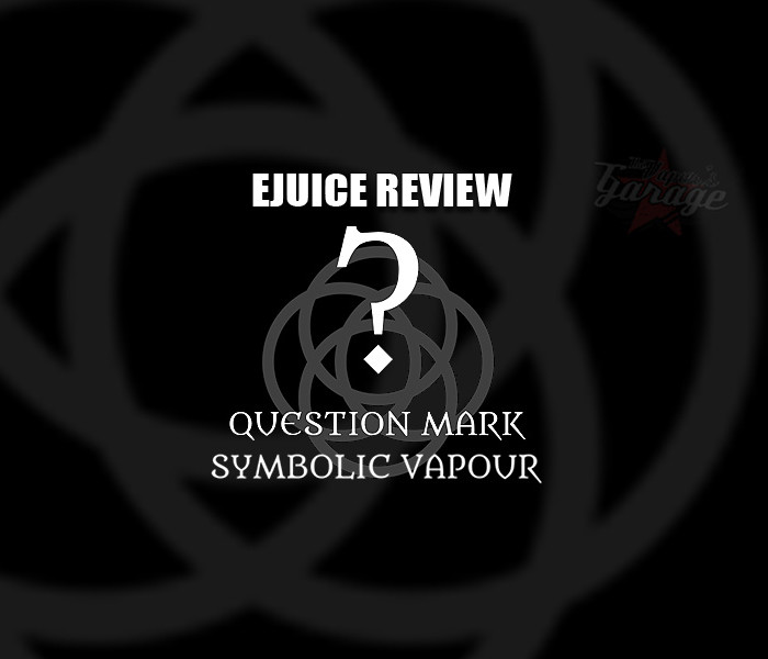 eJuice Review: Question Mark by Symbolic Vapour