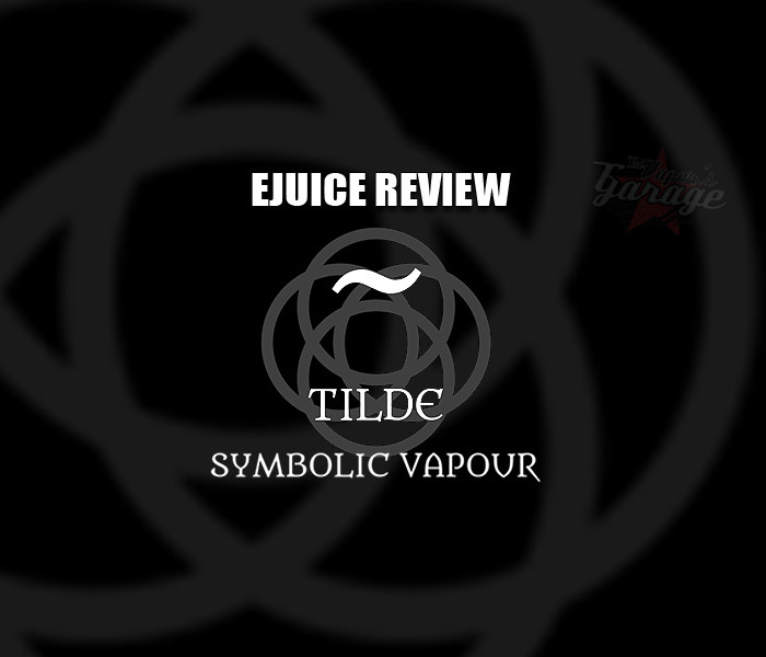 eJuice Review: Tilde by Symbolic Vapour