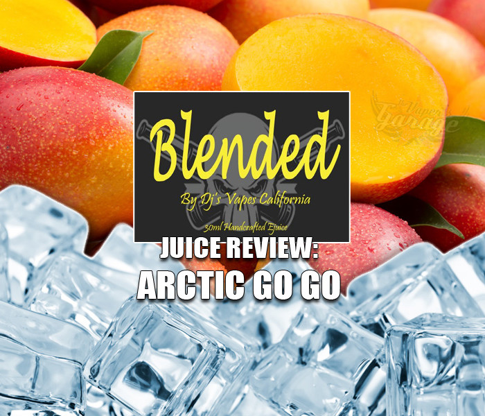 eJuice Review: Arctic Go Go by Blended (DJs Vapes)
