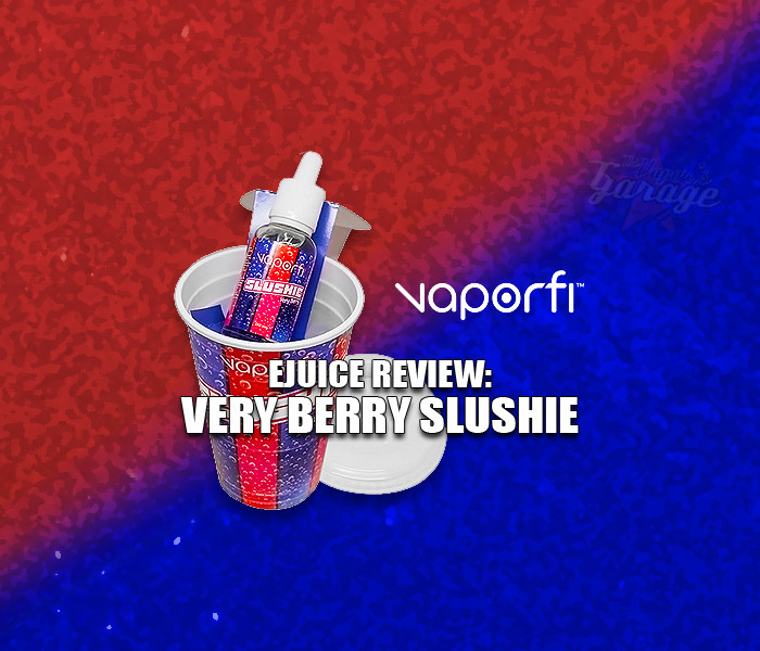 eJuice Review: Very Berry Slushie by Vaporfi