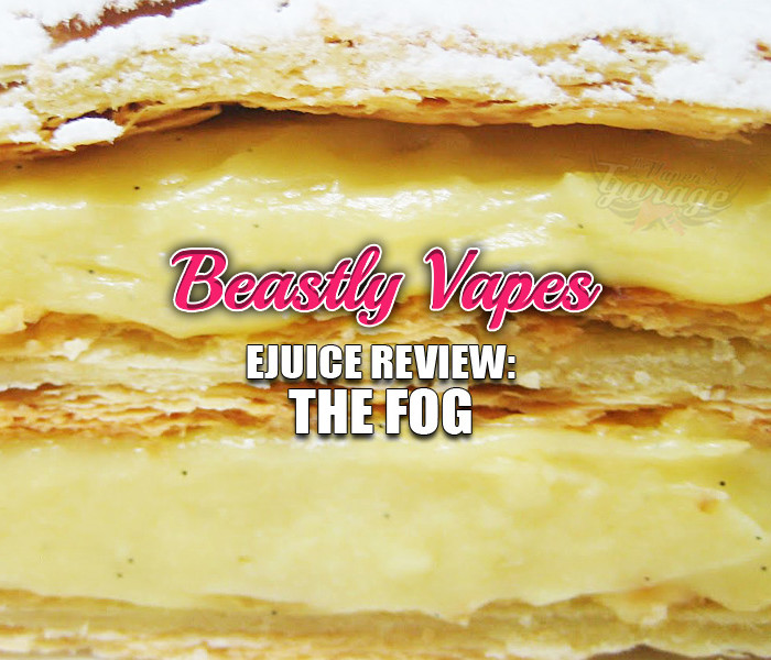 eJuice Review: The Fog by Beastly Vapes