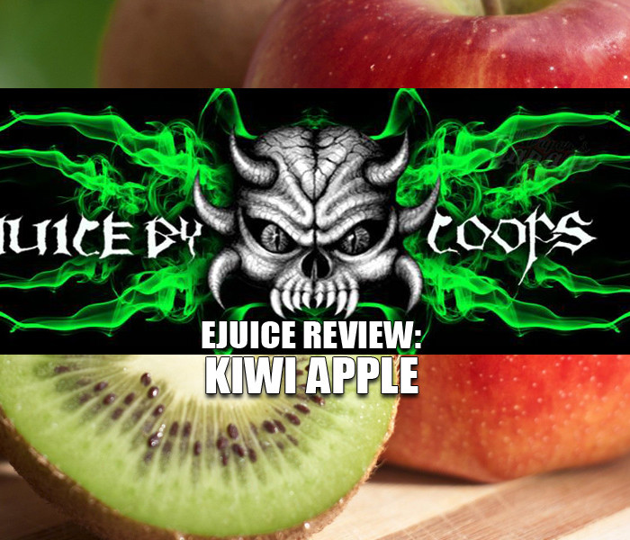 eJuice Review: Kiwi Apple by Juice By Coops