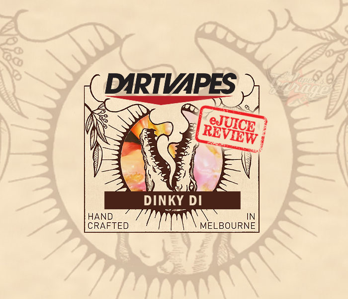eJuice Review: Dinki Di by Dart Vapes