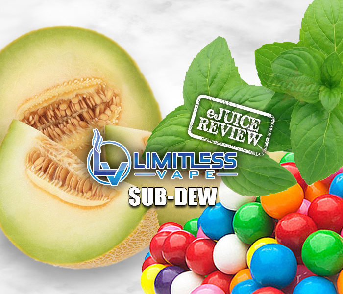 eJuice Review: Sub-Dew by Limitless Vape