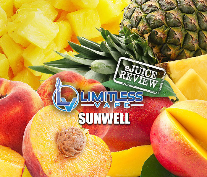 eJuice Review: Sunwell by Limitless Vape