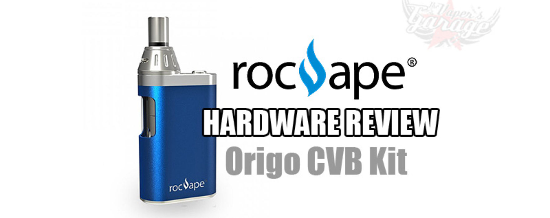 Vape Hardware Review: RocVape Origo CVB Kit