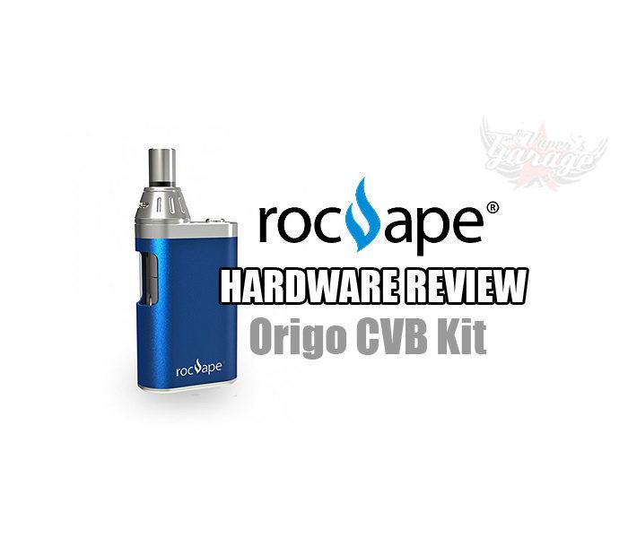 Vape Hardware Review: RocVape Origo CVB Kit
