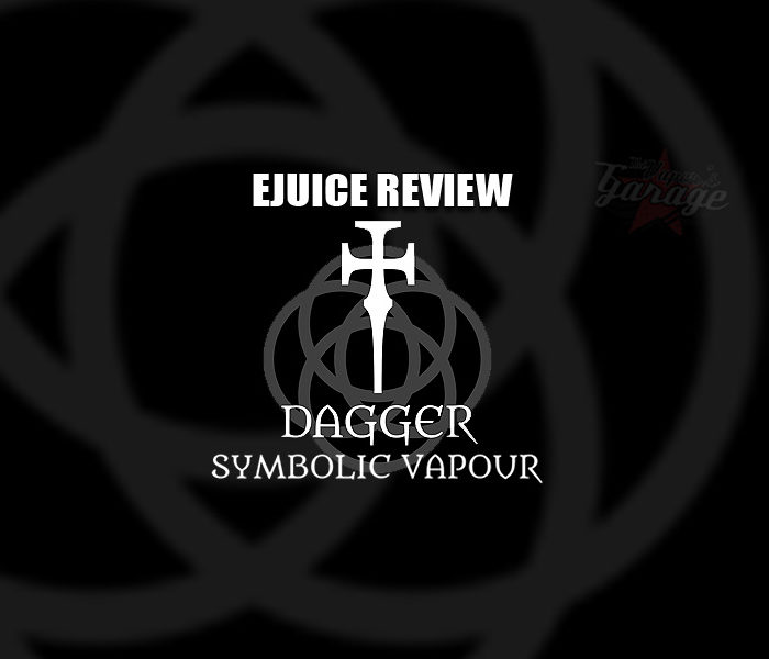 eJuice Review: Dagger by Symbolic Vapour