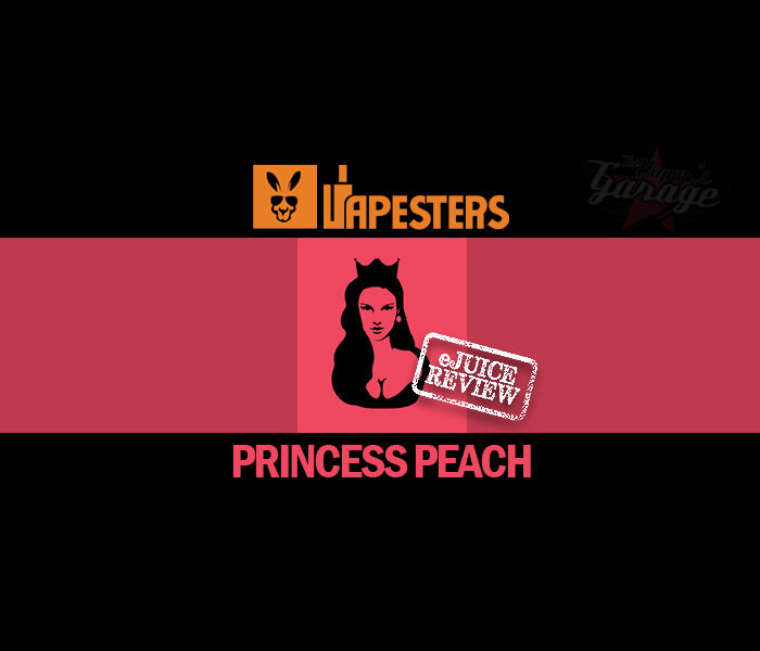 eJuice Review: Princess Peach by Vapesters