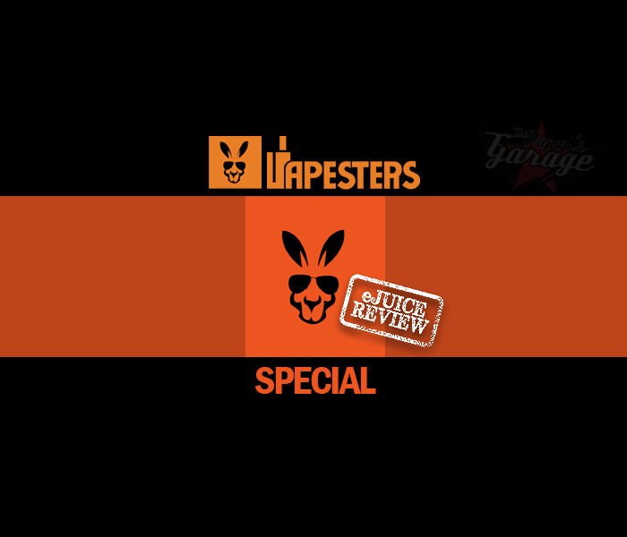 eJuice Review: Vapesters Special by Vapesters