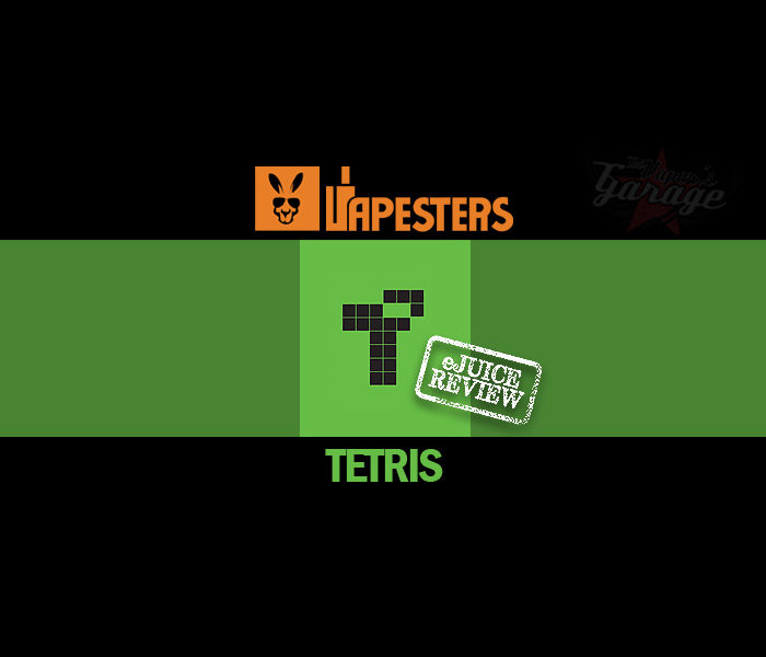 eJuice Review: Tetris by Vapesters
