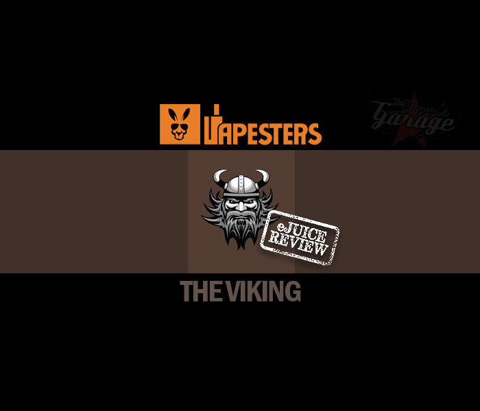 eJuice Review: The Viking by Vapesters