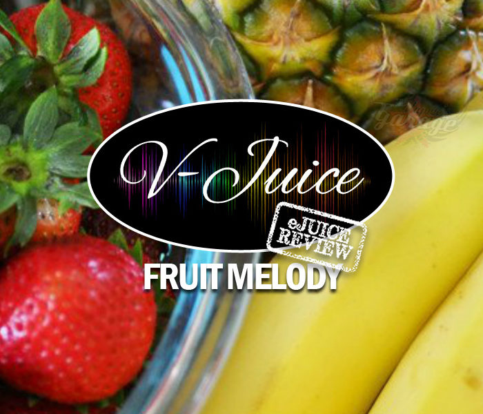 eJuice Review: Fruit Melody by V-Juice (VAPR Australia)