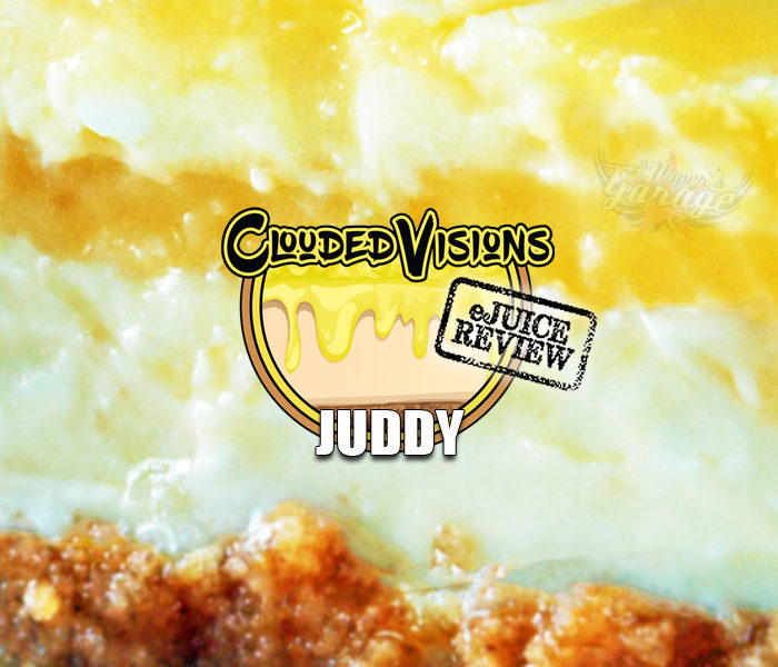 eJuice Review: Juddy by Clouded Visions