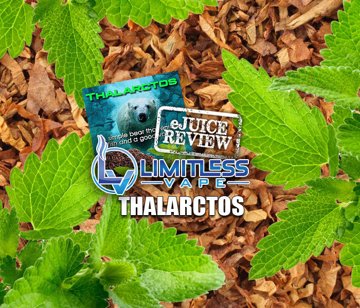 eJuice Review: Thalarctos by Limitless Vape Australia