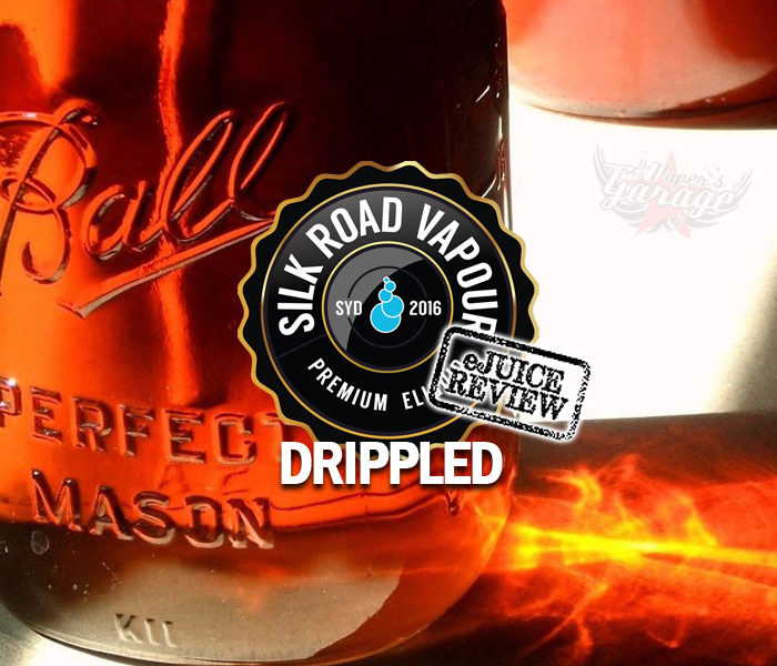 eJuice Review: Drippled by Silk Road Vapour