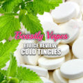 eJuice Review: Cold Tingles by Beastly Vapes
