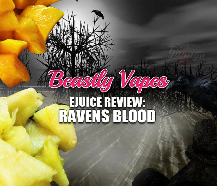 eJuice Review: Ravens Blood by Beastly Vapes