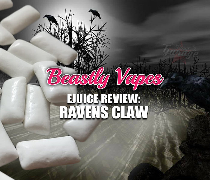 eJuice Review: Ravens Claw by Beastly Vapes