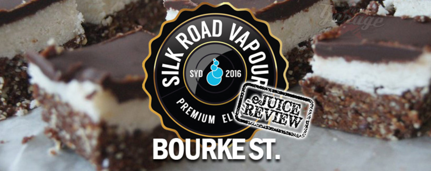 eJuice Review: Bourke St. by Silk Road Vapour