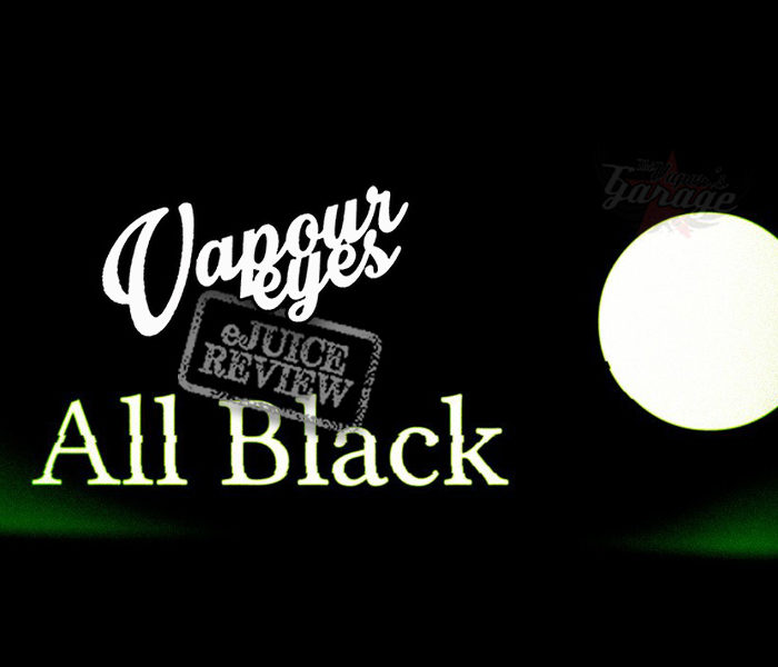 eJuice Review: All Black by Vapoureyes