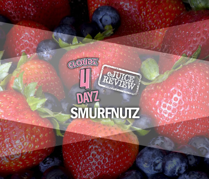 eLiquid Review: SmurfNutz by Cloudz 4 Dayz