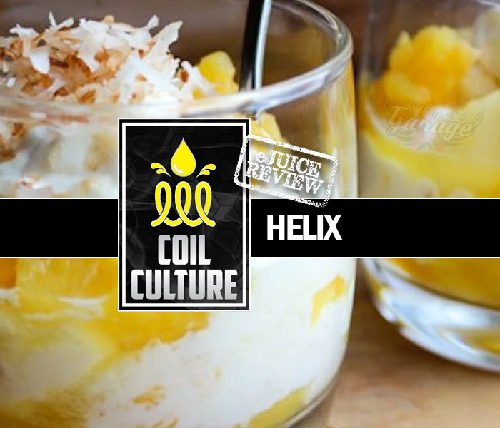 eLiquid Review: Helix by Coil Culture