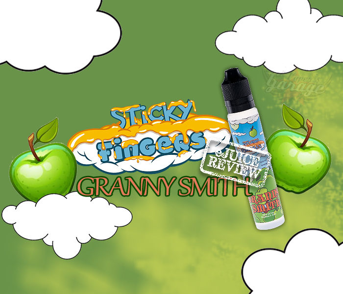 eJuice Review: Granny Smith by Sticky Fingers
