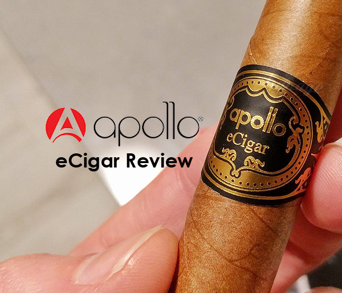 Hardware Review: eCigar by Apollo Ecigs