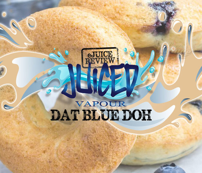 eLiquid Review: Dat Blue Doh by Juiced Vapour