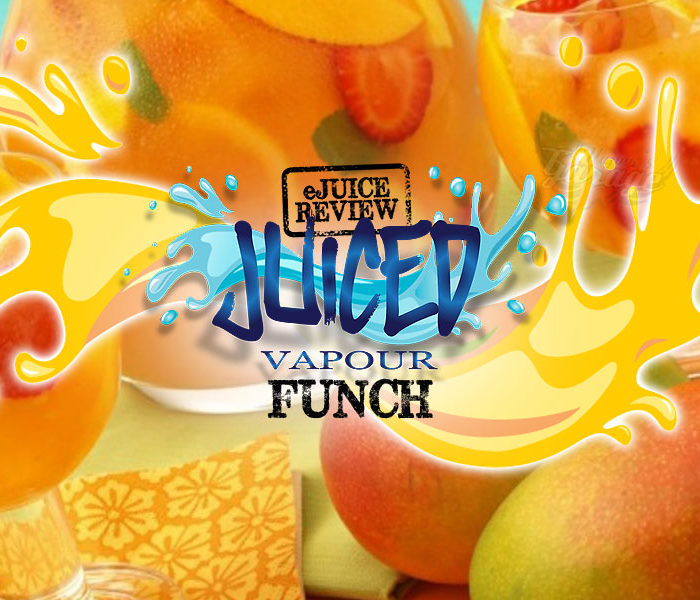 eLiquid Review: Funch by Juiced Vapour