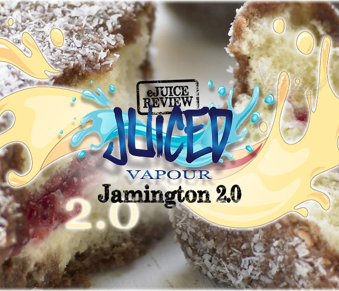 eLiquid Review: Jamington 2.0 by Juiced Vapour