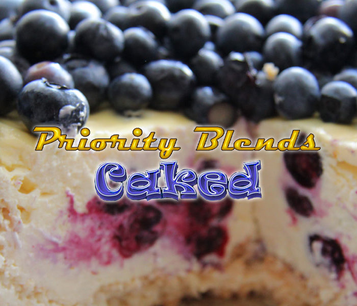 eLiquid Review: Caked by Priority Blends