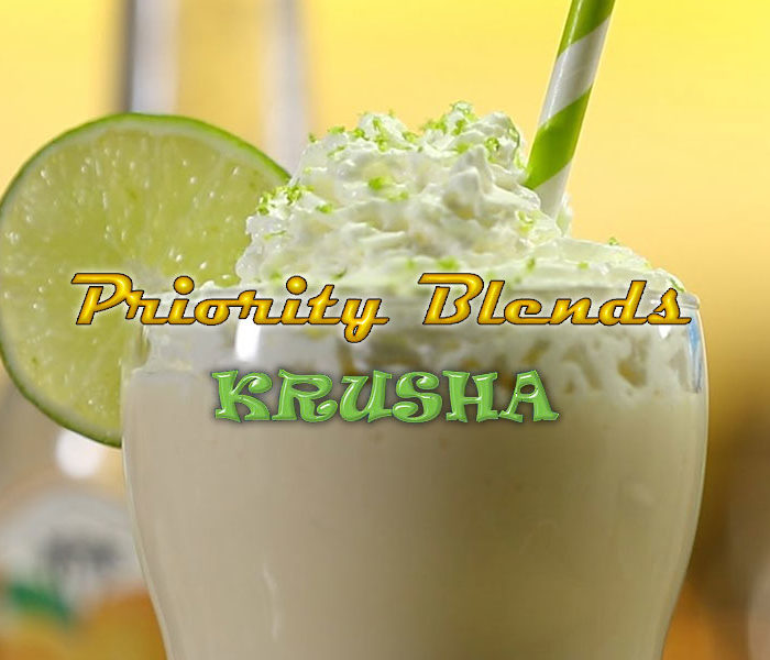 eLiquid Review: Krusha by Priority Blends