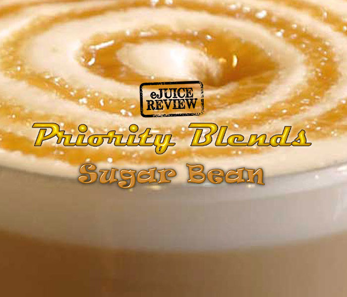 eLiquid Review: Sugar Bean by Priority Blends