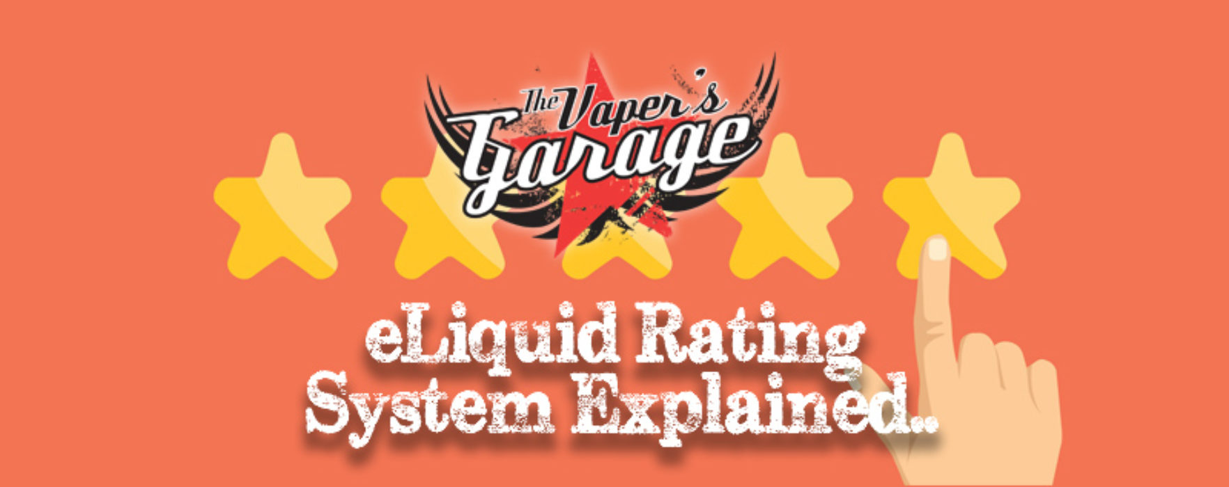 Vapers Garage eLiquid Ratings Explained