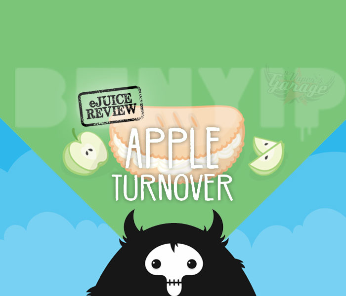 eJuice Review: Apple Turnover by Bunyip Vapes