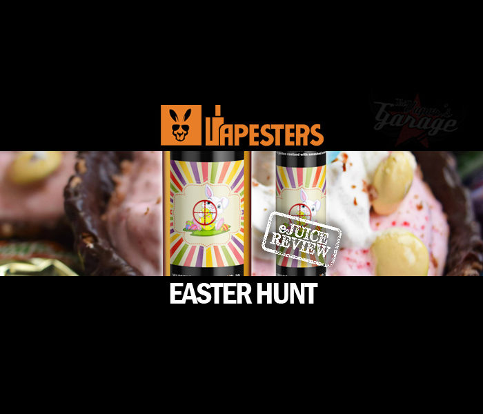 eJuice Review: Easter Hunt by Vapesters