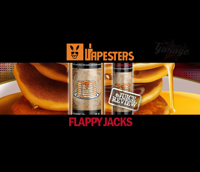 eJuice Review: Flappy Jacks by Vapesters