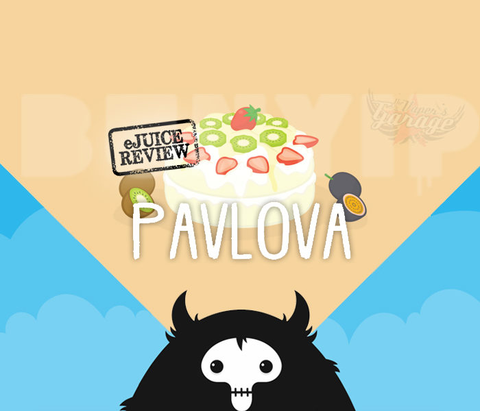 eJuice Review: Pavlova by Bunyip Vapes