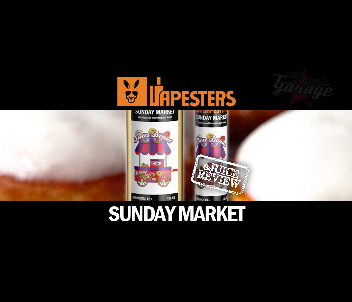 eJuice Review: Sunday Market by Vapesters
