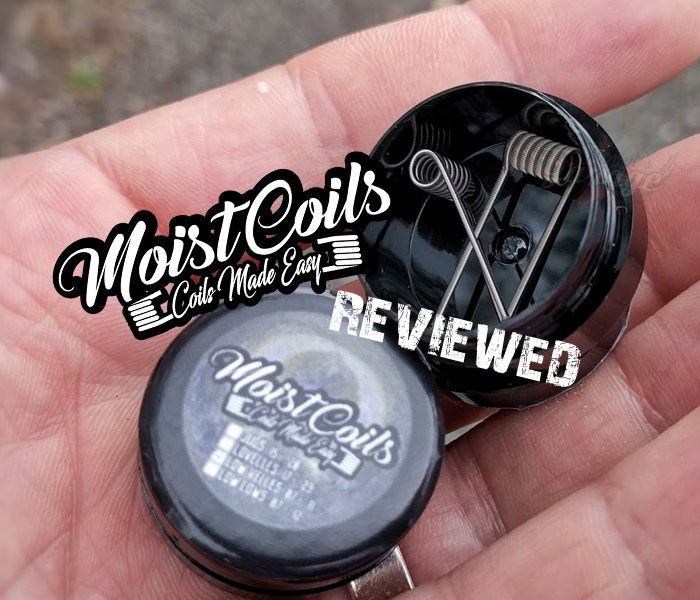 Review: Lovelle and Lowvelle Coils by Moist Coils